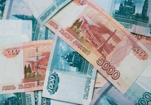 Рубль в понедельник 30 января ослабевает по отношению к доллару и евро