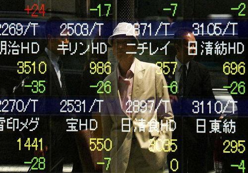 Азиатский фондовый рынок во вторник снизился, следуя за Уолл-стрит