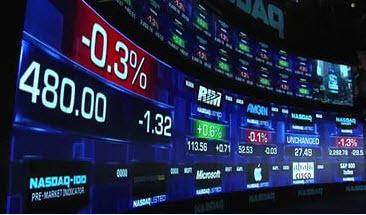 Фондовый рынок США завершил торги вторника с небольшим плюсом