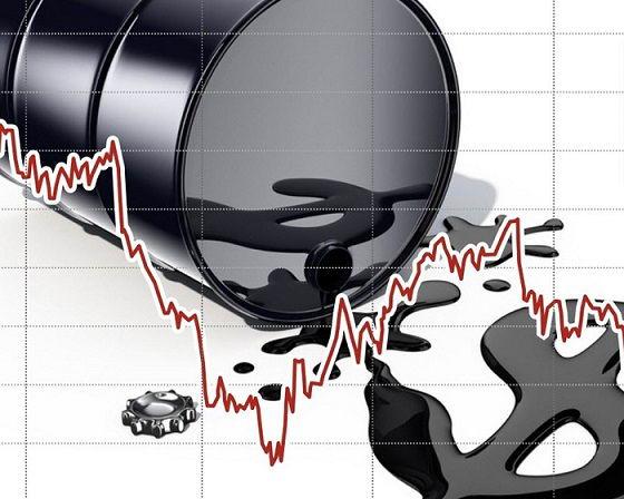 Нефть торгуется в минусе на ожиданиях отчёта ОПЕК за январь