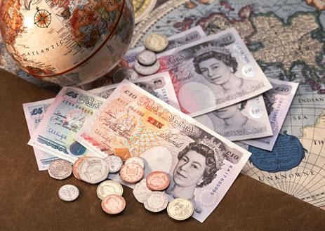 Британский фунт стерлингов находится под медвежьим влиянием